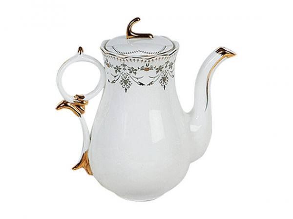 Чайники (фарфор, керамика)