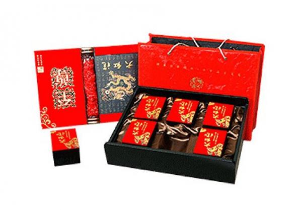 Подарочные коробки для чая