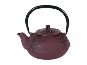 "чугун, ""Пекин"", с ситом, фиолетовый, 600 мл"