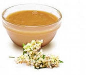 мед гречишный с донником и чабрецом