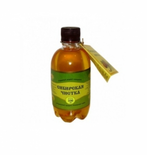 сибирская чистка, 0,5 л