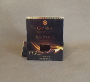 Шоколад O*Zera, 77,7%