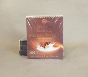 Шоколад O*Zera, 38%