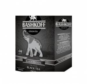 Bashkoff, 100 гр, чёрный, средний лист